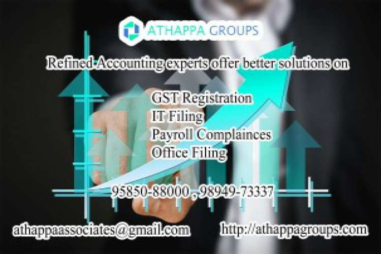 Accounting and book keeping services in coimbatore