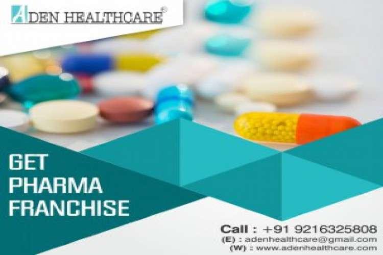 Aden healthcare   pcd pharma franchise company