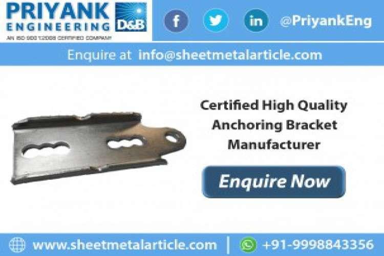 Anchor bracket manufacturer in india