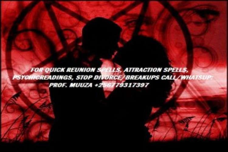Authentic love spells to reunite lost love