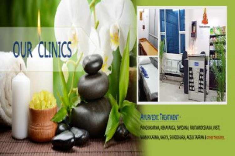 Ayurvedic clinics for panchkarma kidney stones sugar etc