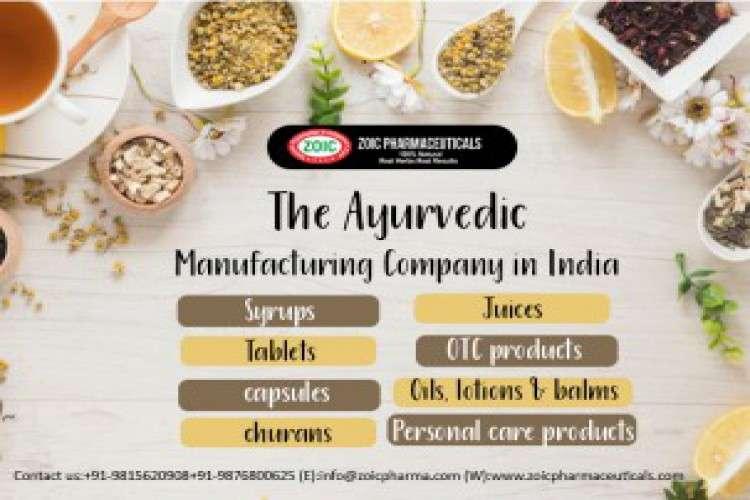 Ayurvedic pcd company in india