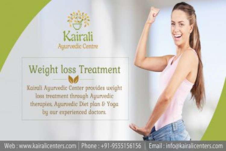 Ayurvedic weight loss treatment center