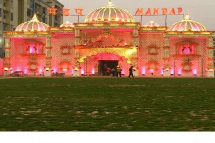 Banquet hall in patna