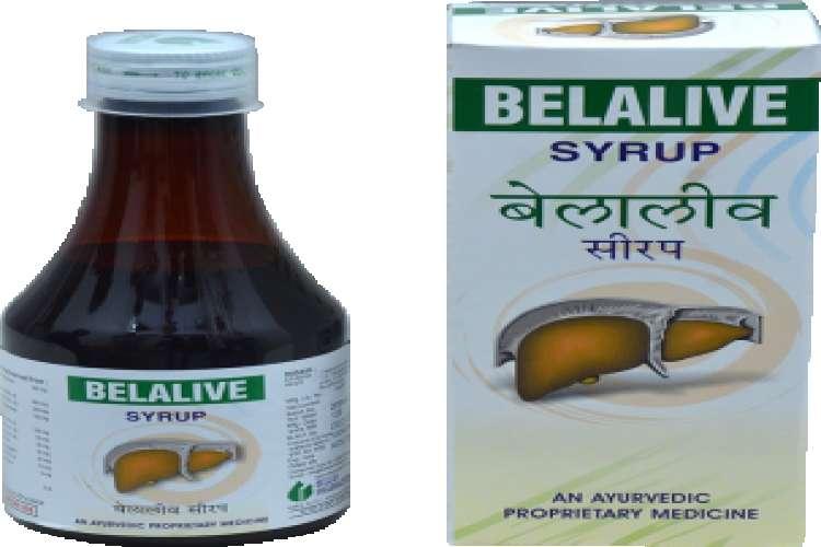Bellan pharmaceuticals belalive syrup