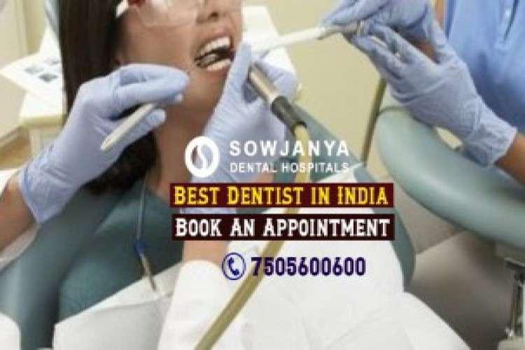Best dentist in india   dental clinin hyderabad