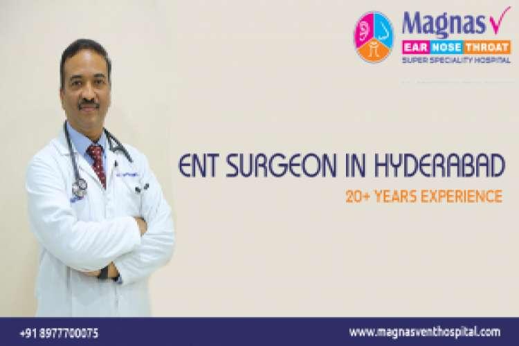 Best ent surgeon in hyderabad