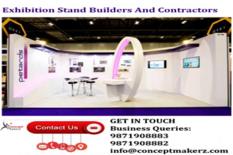 Best exhibition stand contractors and builders exhibitionsconcept