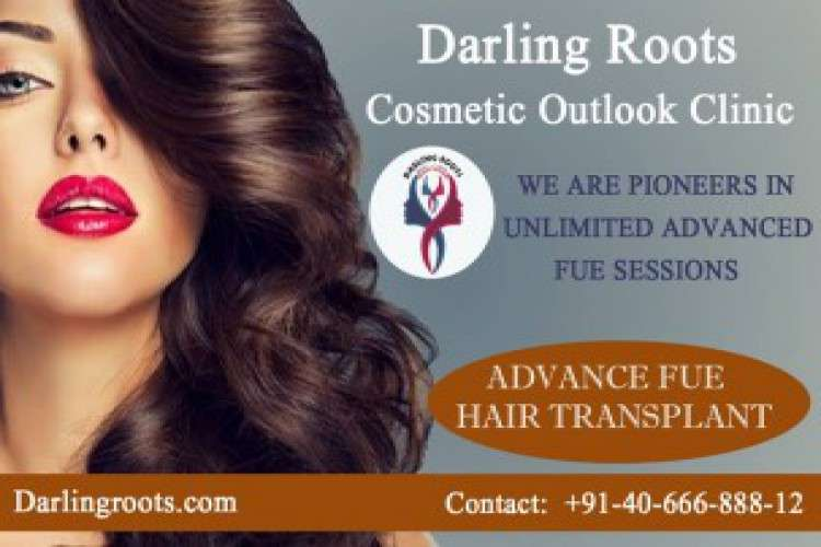 Best fue hair transplant clinic in hyderabad darling roots