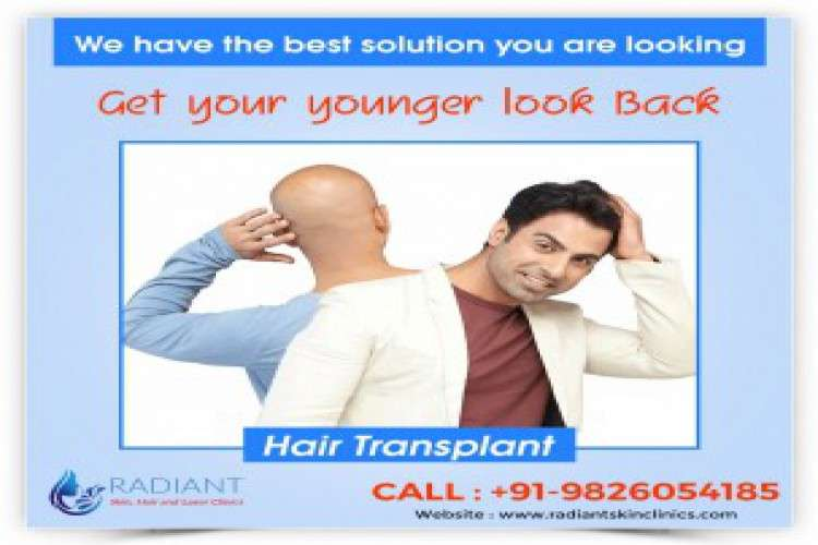 Best hair transplant clinic in indore