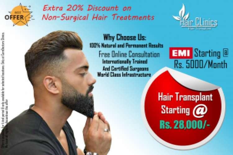 Best hair transplant clinic kotdwar hair clinics