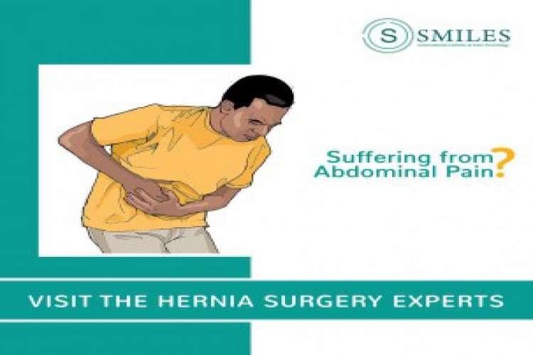 Best hernia surgery in bangalore   smiles iicp