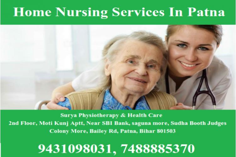 Best home nursing services in patna