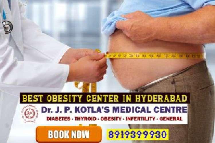 Best obesity center in himayat nagar obesity clinic in hyderabad
