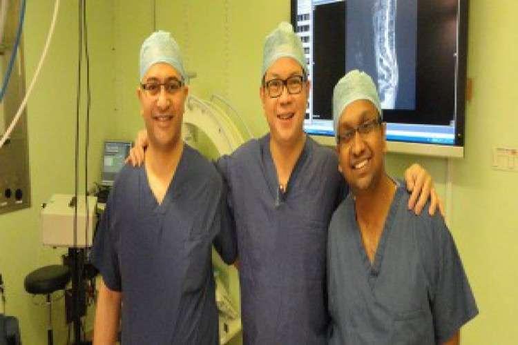 Best spine doctor lucknow