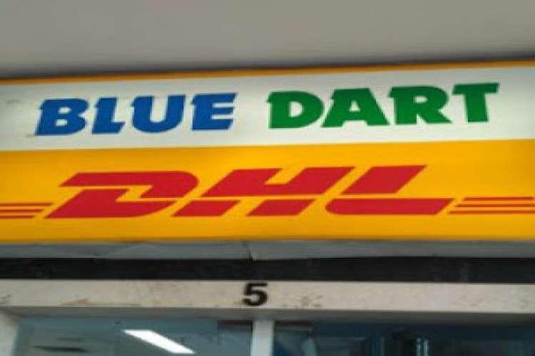 Bluedart faridabad blue dart courier