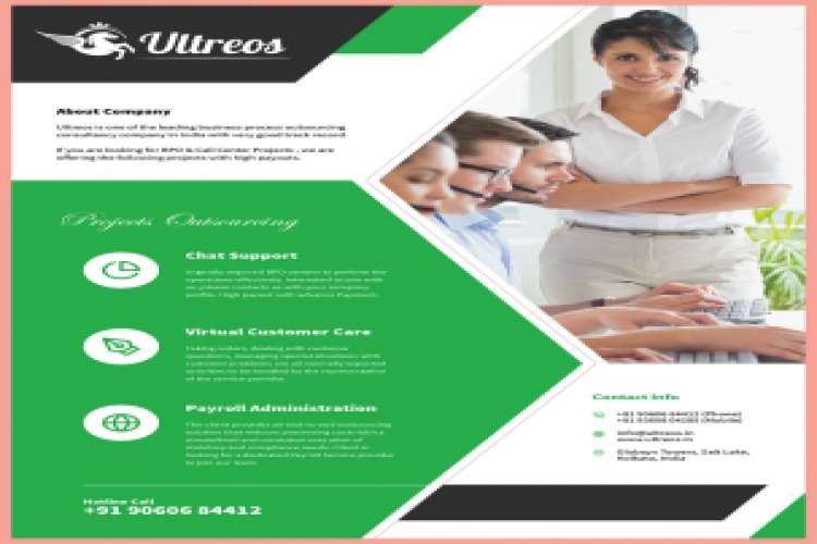 Bpo and call center projects   ultreos
