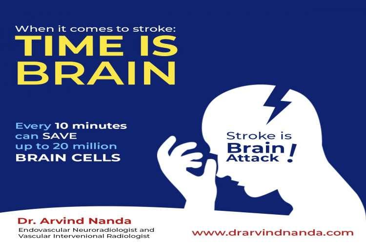 Brain stroke treatment in delhi ncr