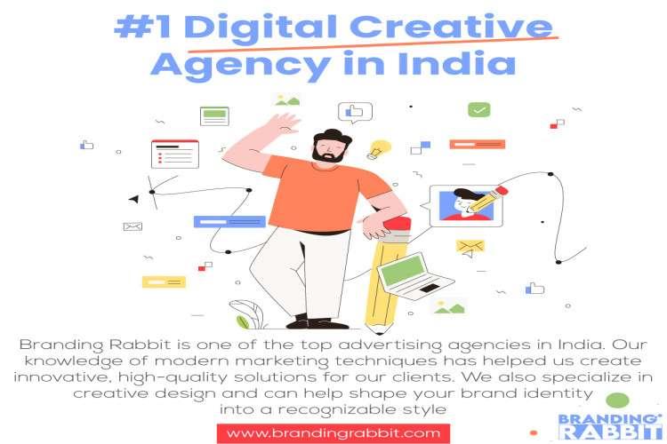 Branding services one-stop digital agency brandingrabbit
