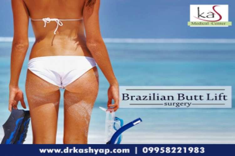 Brazilian butt lift surgery india