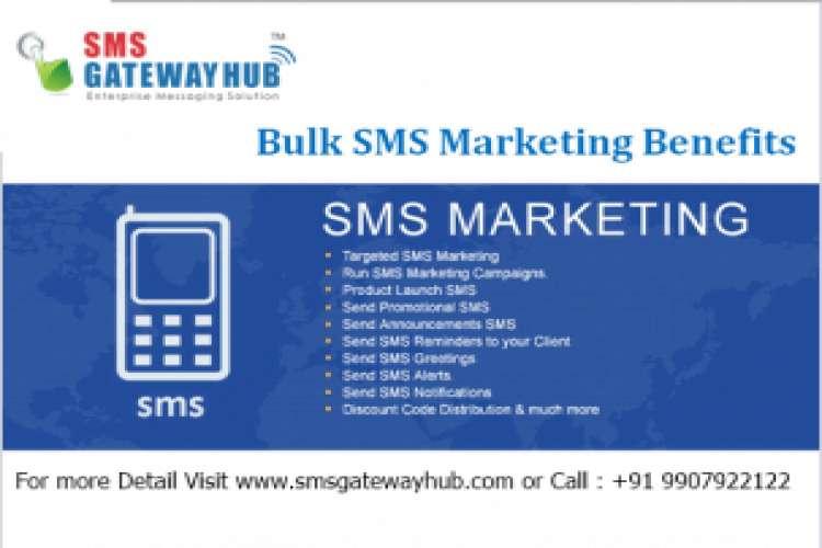 Bulk sms marketing in india