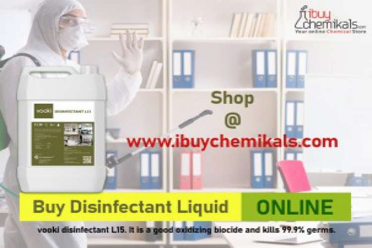 Buy cleaning chemicals