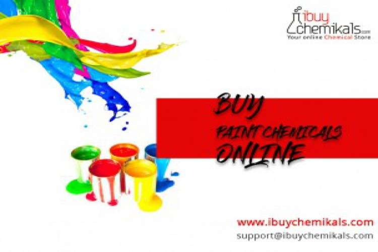 Buy paints and coatings chemicals online in india