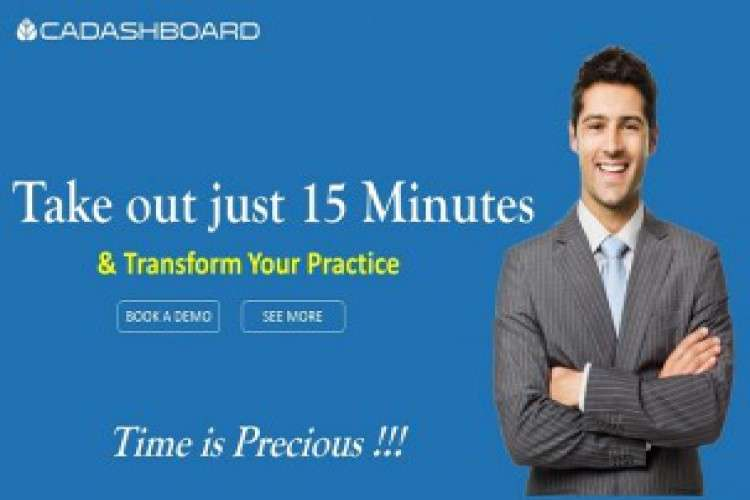 Ca office automation software   cadashboard