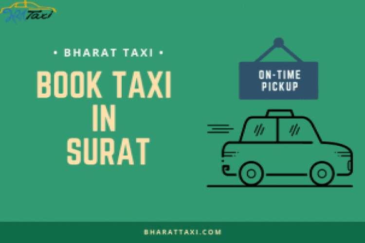 Cab service in surat