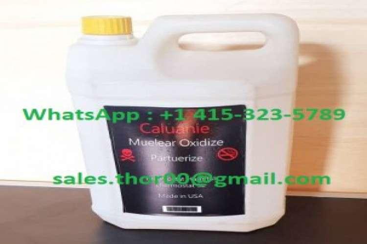 Caluanie muelear oxidize pasteurize