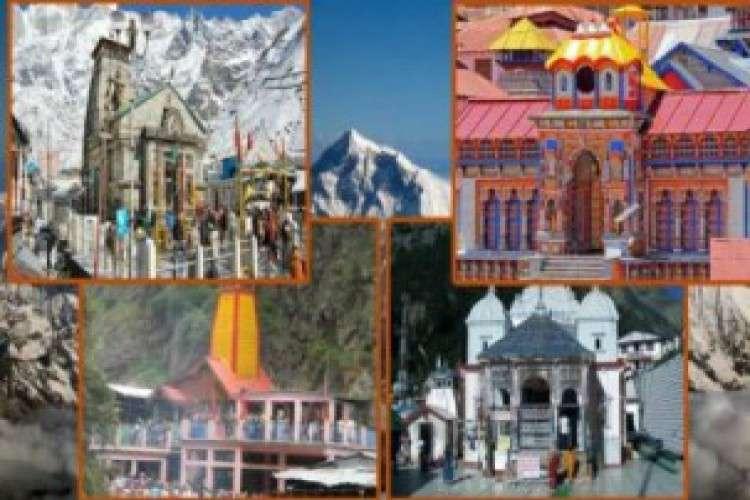 Chardham yatra from delhi