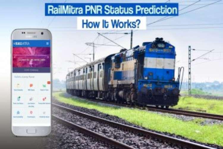 Check pnr status on mobile