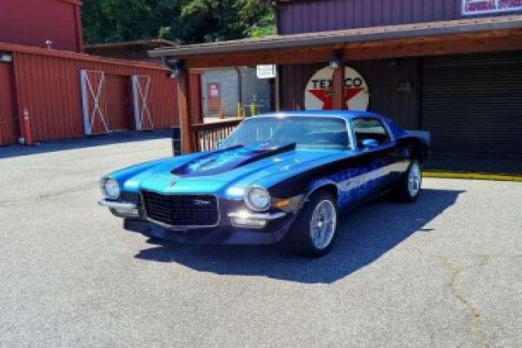 Chevrolet k blazer seventy