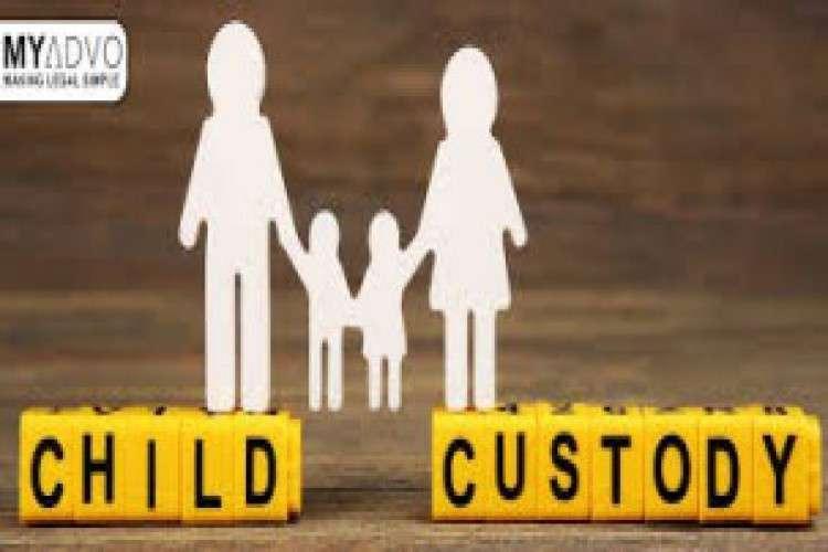 Child custody in delhi