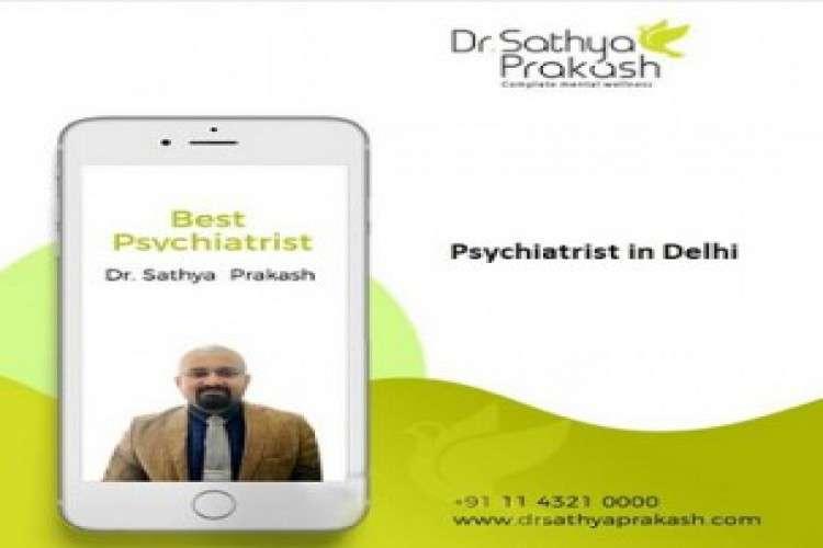 Child psychiatrist in delhi   dr sathya prakash