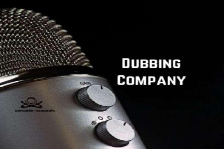 Cosmic sounds   dubbing services provider company in india