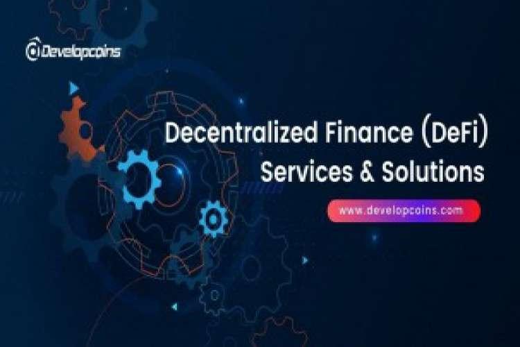 Decentralized finance defi development company