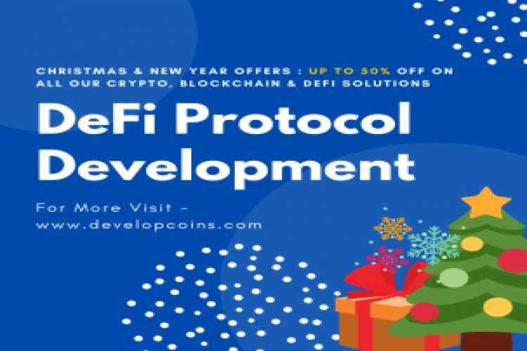 Defi protocol development services