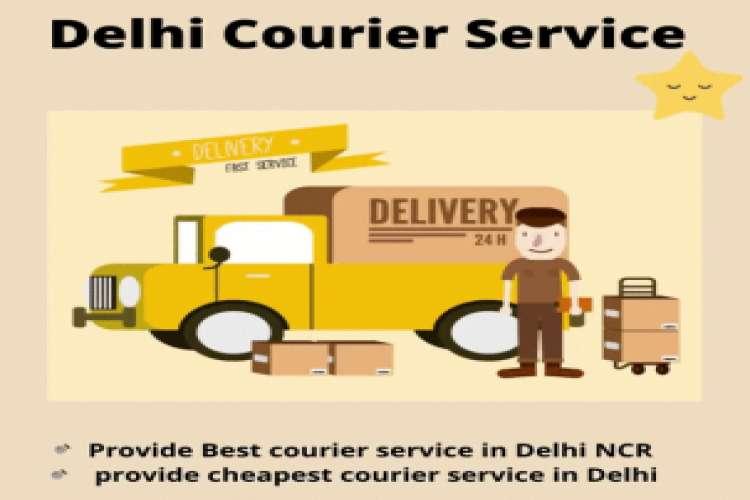 Delhi courier service