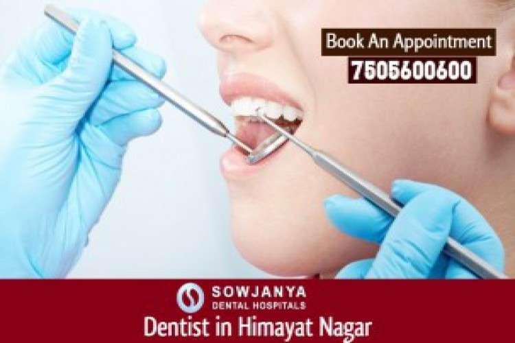 Dentist in himayat nagar   cashless dental hospital in hyderabad