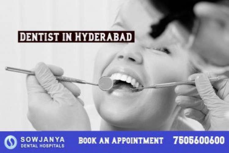 Dentist in hyderabad best dentist in himayat nagar sowjanya dentals