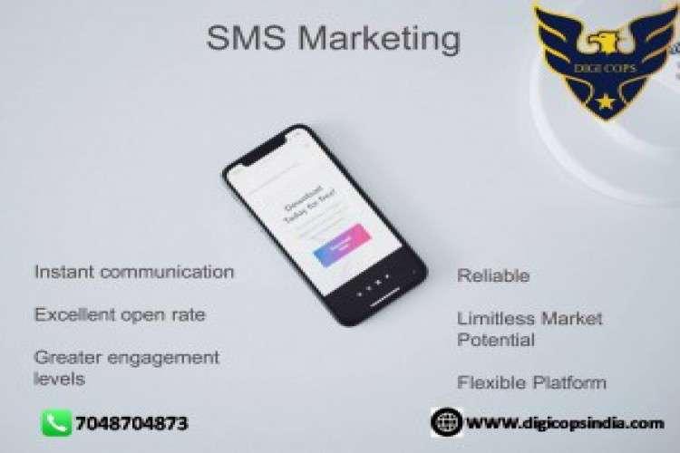 Digicopsindia leading bulk sms marketing service provider company