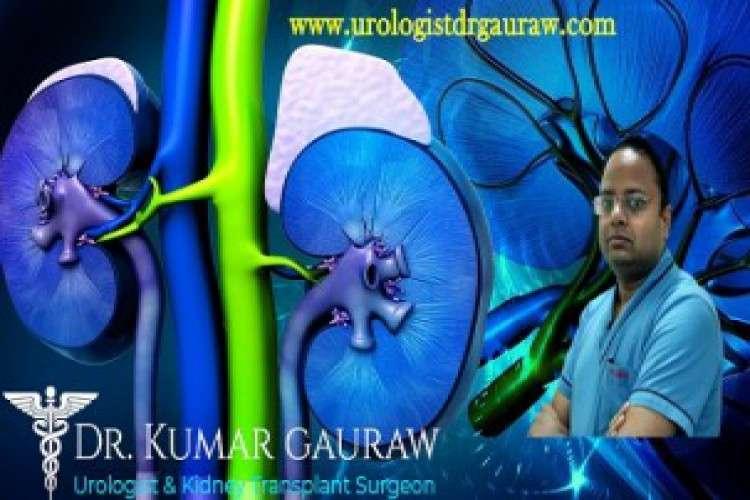 Dr kumar gauraw best urologist and kidney surgeon in kolkata