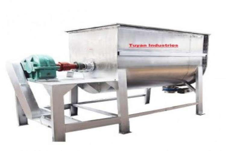 Dry powder mixer manufacturers