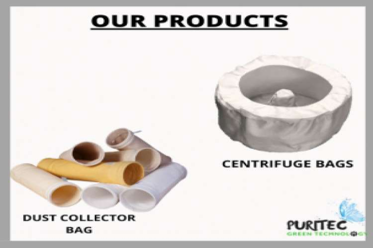 Dust collector bag manufacturing