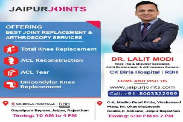 Experienced orthopedic in india dr lalit modi