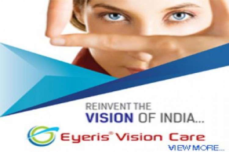 Eyeris vision care eye drop franchise company