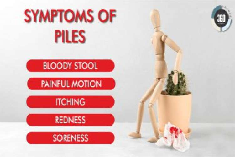 Fear toilet time due to piles why suffer silently