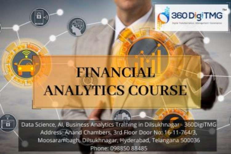 Financial analytics course in hyderabad