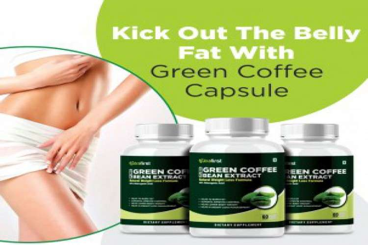 For better health green coffee capsules is best choice